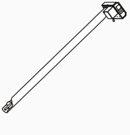 8' Auxiliary Auger Kit for Maxim