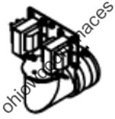 "Classic Edge 750, Secondary Assembled Air Intake, 5/8""ADJ, CE7"