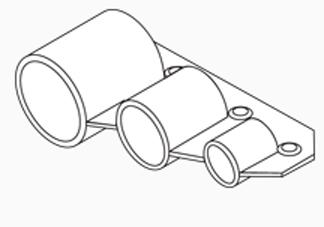Depth Gauge/Deburring Tool for Push Fittings