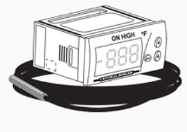 Digital Temperature Controller E-Classic 2300