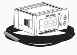 Digital Temperature Controller E-Classic 2300