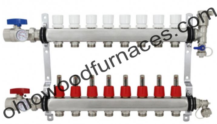Manifold, 8 Loop Kit