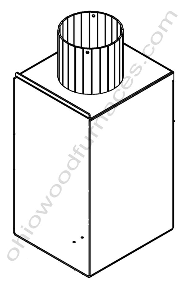 Maxim Chimney Box M175