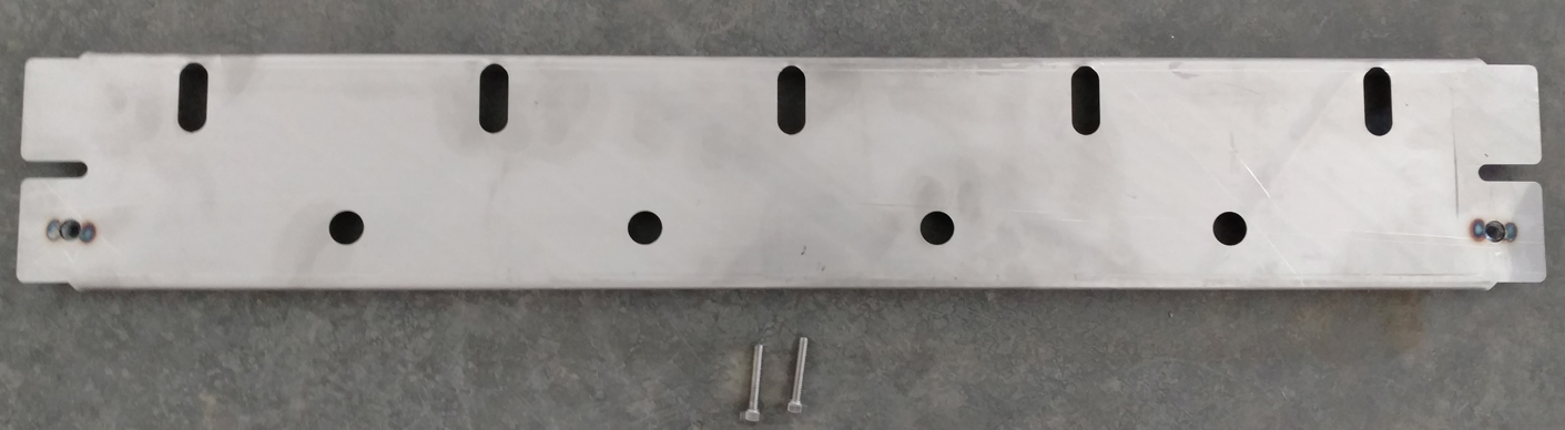 Replacement Air Channel Kit, E-Classic 3200, SS