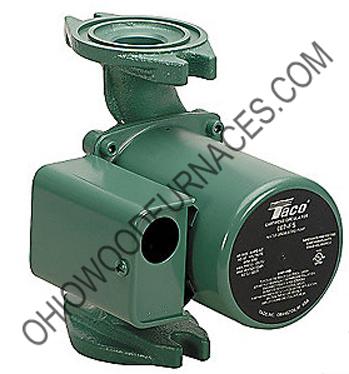 Taco 007 Pump, Bronze, 115V, 60HZ