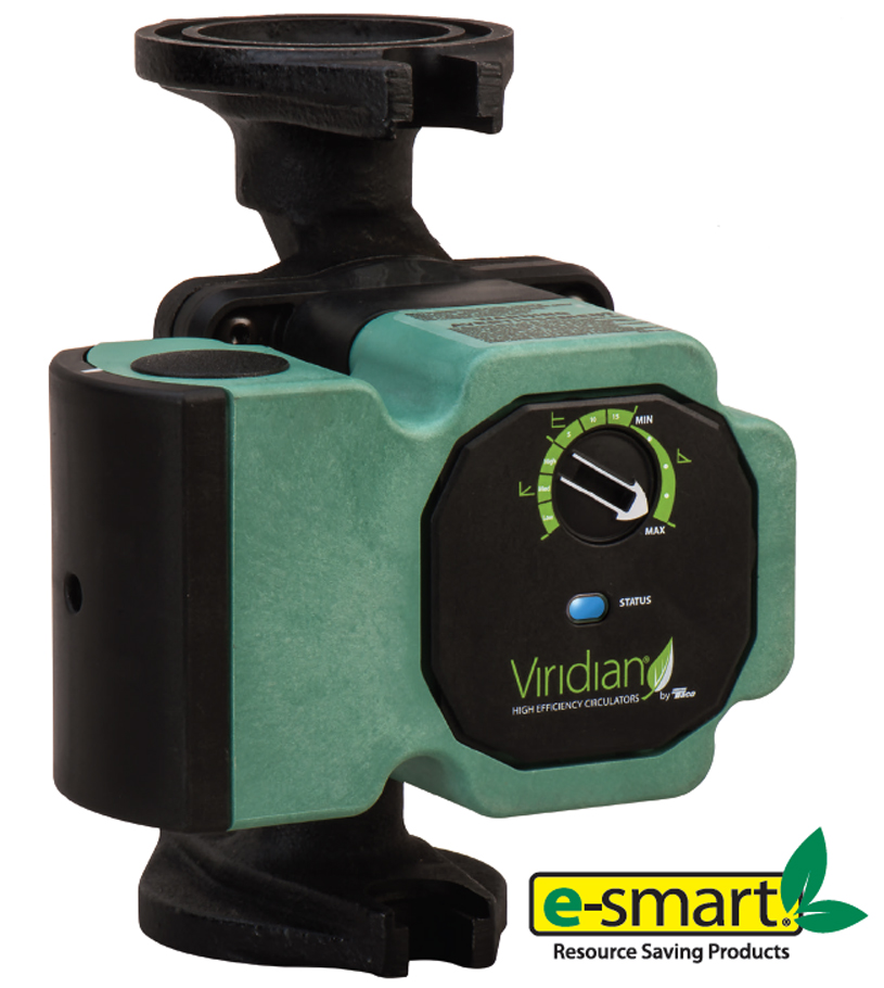 Taco Viridian Pump, 115V, Variable Speed