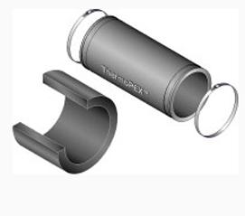 "Thermopex Coupling Kit 1"""