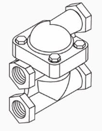 3/4″ Thermostatic Valve Kit