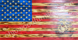American Flag Marine Corps