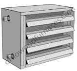 Fan Coil Unit Heater, 100K