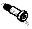 Bolt For Classic 5036, 4030 Cast Door Handle