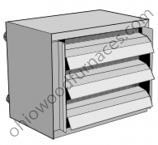 Fan Coil Unit Heater, 50K