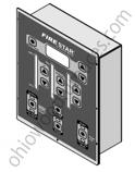 Control Panel, 1.5, Replacement, m175, Bio-Advantage Controller, Fire Star