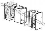 Chimney Box Service Kit Maxim M175