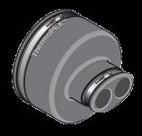 ThermoPEX Termination Cap (1″)