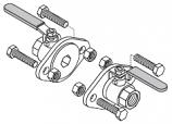 Isolation Flange Kit 3/4″ Threads