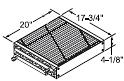 Heat Exchanger Coil (125k Btu)