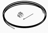 Water Temperature Sensor Wire Kit M175,M250,M255