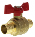 "Pex Full Port Ball Valve, 1"" PEX"