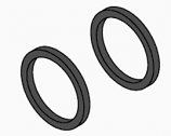 O-Ring Set For Taco Pumps