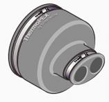 ThermoPEX Insulation Cap (1 1/4″)