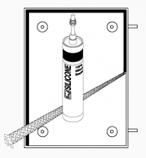 Door Seal Kit, Pallet Burner