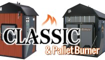 Classic & Pallet Burner