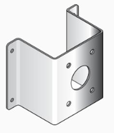 Plate Heat Exchanger Mounting Bracket