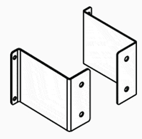 Plate Heat Exchanger Mounting Kit